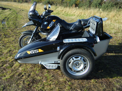 Scotia Sidecars UK - Importer for Tripteq Sidecars, Parts & Accessories